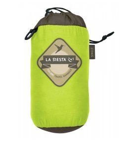 Хамак туристически единичен Colibri зелен LA SIESTA 6