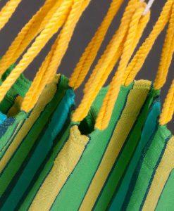 Хамак класически двоен Currambera зелен LA SIESTA 3