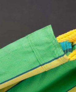 Хамак класически двоен Currambera зелен LA SIESTA 4