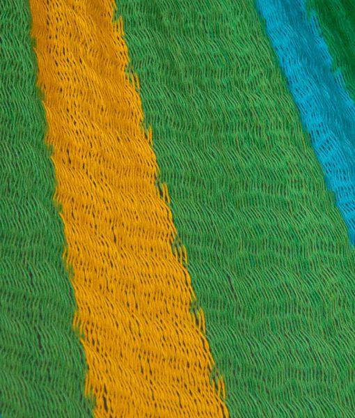 Хамак плетен семеен Mexicana пъстър LA SIESTA 5