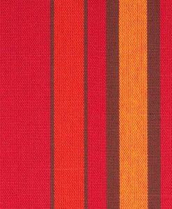 Хамак люлка двоен Currambera червен LA SIESTA 8