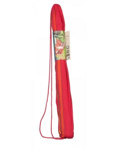 Хамак люлка единичен Currambera червен LA SIESTA 7