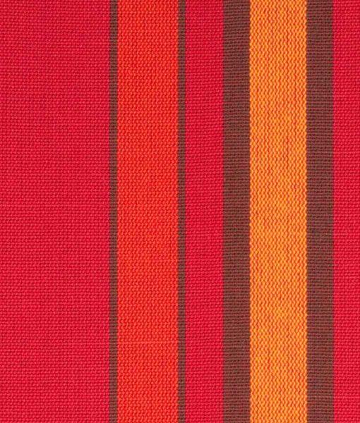 Хамак люлка единичен Currambera червен LA SIESTA 8