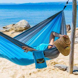 Хамак туристически единичен Breeze океан BREEZE 2