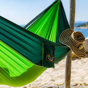 Хамак туристически единичен Breeze уасаби BREEZE 2