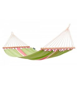 Хамак с рейки единичен Fruta киви (Kiwi) LA SIESTA