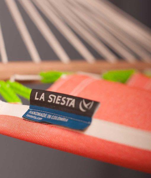 Хамак с рейки единичен Fruta манго (Mango) LA SIESTA 5