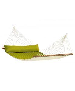 Хамак с рейки семеен Alabama авокадо LA SIESTA