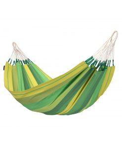Хамак класически единичен Orquidea зелен LA SIESTA