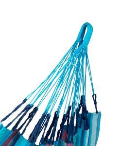 Хамак класически двоен Brisa синева LA SIESTA 4