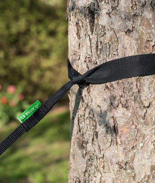 Хамак туристически двоен Colibri зелен 3.0 LA SIESTA 2