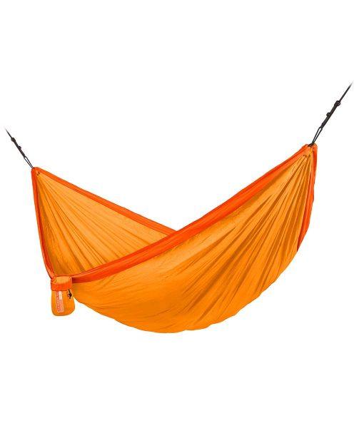 Хамак туристически единичен Colibri оранжев 3.0 LA SIESTA