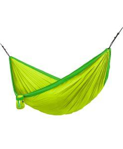 Хамак туристически единичен Colibri зелен 3.0 LA SIESTA
