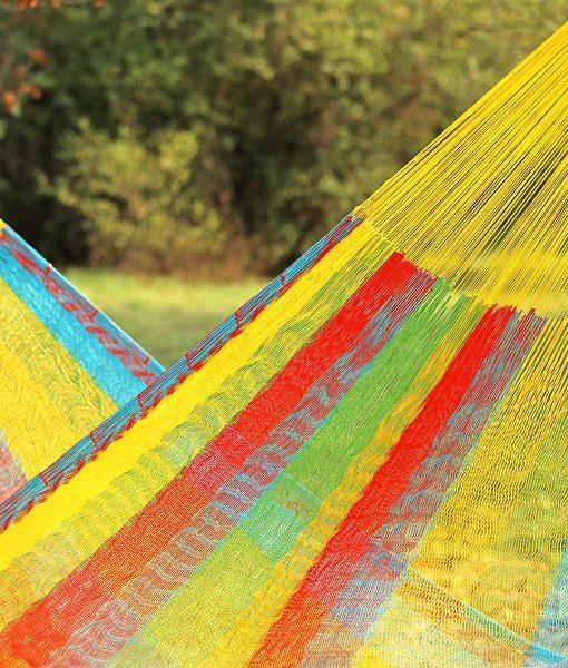 Мексикански плетен хамак двоен Marine Rada 2