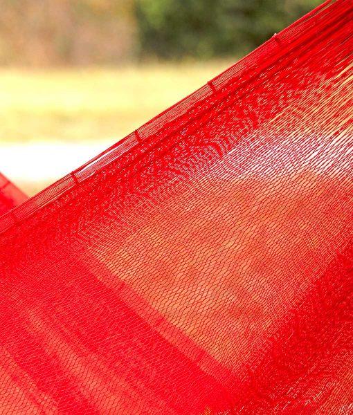 Мексикански плетен хамак единичен Sunset Rada 2