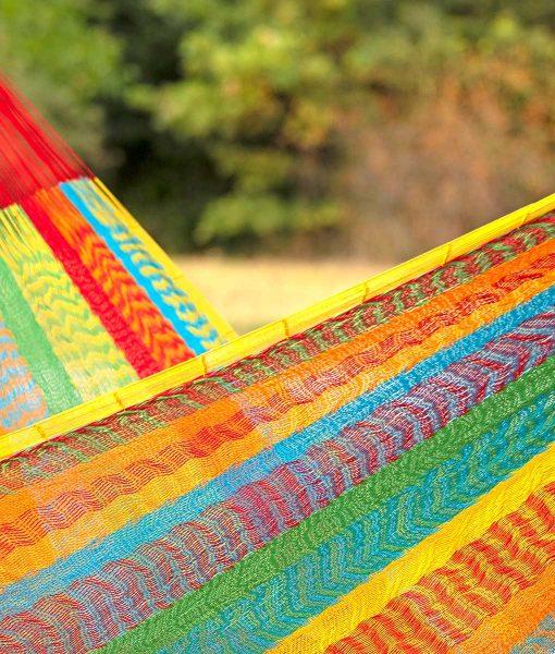 Мексикански плетен хамак kingsize Multicolor Rada 2
