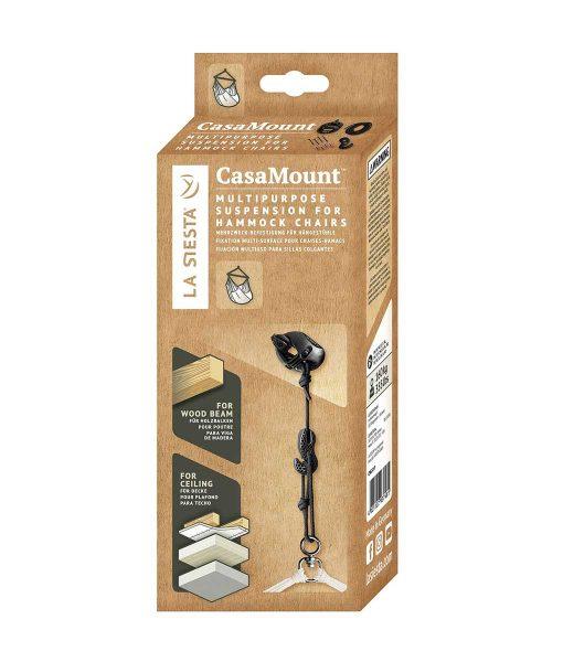 Въже за хамак люлка CasaMount La Siesta 3